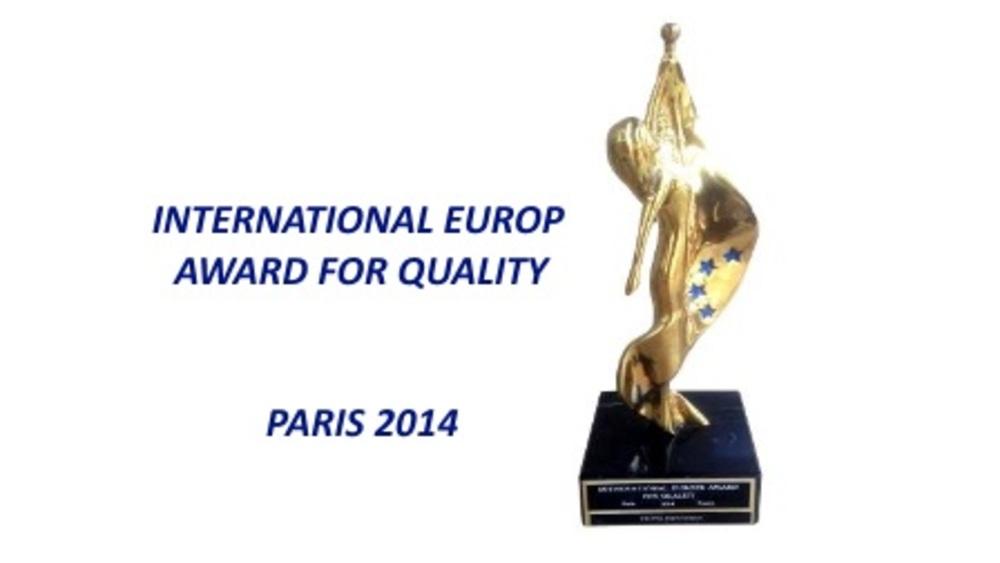 Awards europ quality